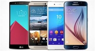 Smartphone Android nào đang được nhiều người mong muốn sở hữu nhất hiện nay?