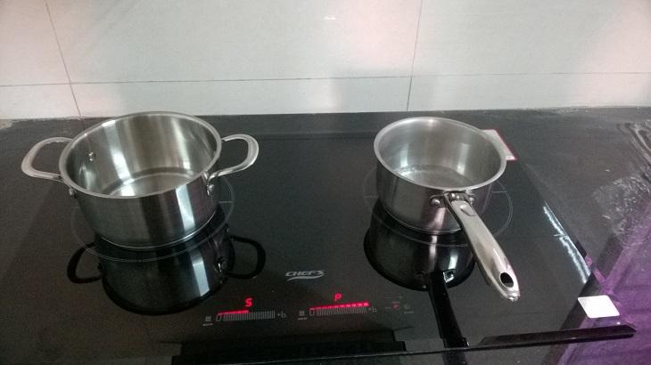 Không bật bếp khi không có thức ăn nấu