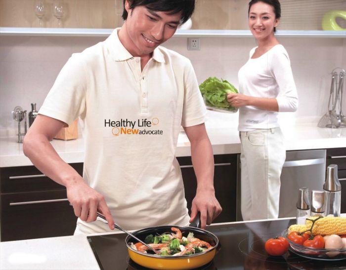 Bếp từ không gây hại đến những người khỏe mạnh