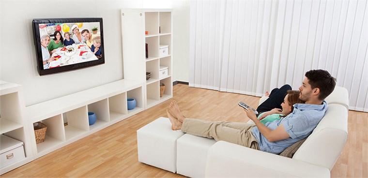 Cách kết nối mạng tivi Toshiba
