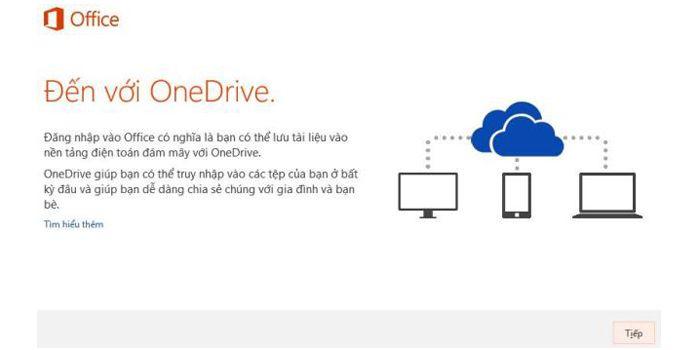 Giới thiệu tính năng lưu trữ đám mây OneDrive