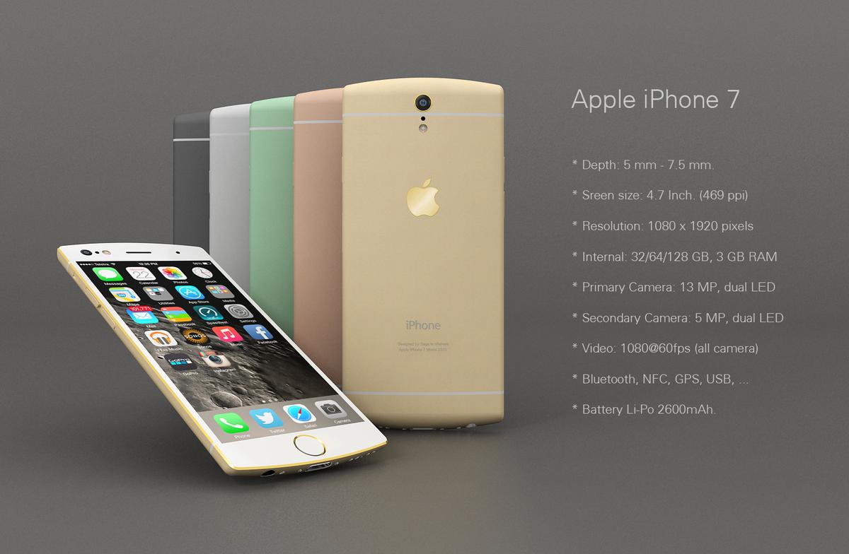 iphone 7 uk release date specs amp new features rumours