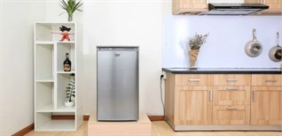 Top 3 tủ lạnh giá rẻ, chất lượng cho sinh viên, người ở trọ, giá dưới 5 triệu