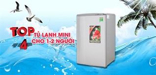 Top 3 tủ lạnh mini đáng mua cho gia đình nhỏ, người độc thân, ở trọ