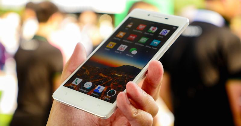 Loạt ảnh trên tay Oppo R7 và R7 Plus 15