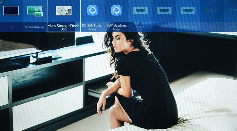 Cách sử dụng remote tivi Samsung J5500-2