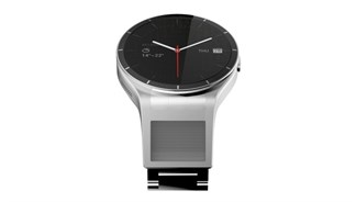 Lenovo giới thiệu smartwatch với 2 màn hình cực lạ mắt