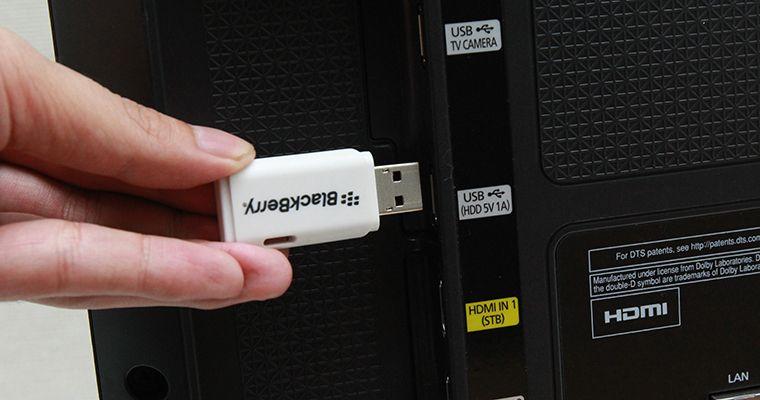 Kiểm tra tivi xem video qua USB có bình thường không?