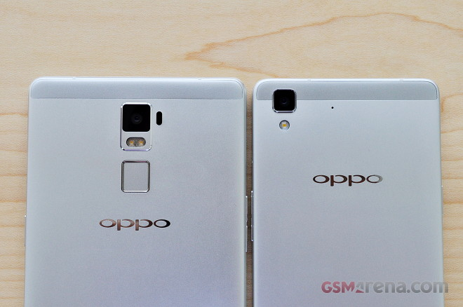 Oppo R7 và R7 Plus