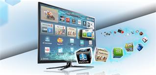 Cách xóa lịch sử trình duyệt web trên Smart tivi Samsung Smart Hub