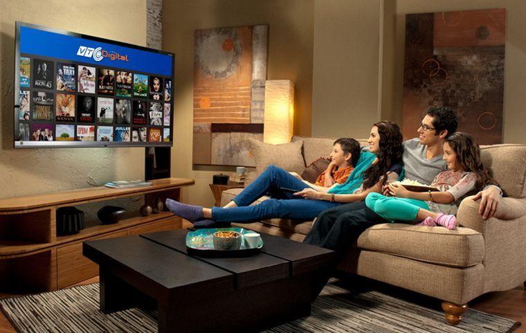 Nâng cấp các gói dịch vụ truyền hình cáp để có thêm nhiều sự chọn lựa