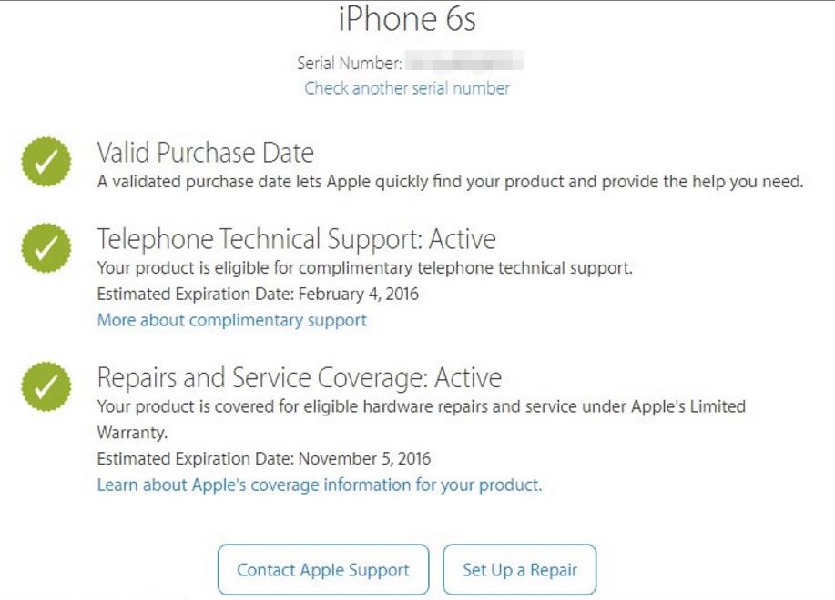 Chính sách bảo hành sản phẩm Apple
