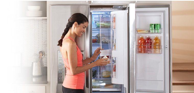 Kết quả hình ảnh cho lưu ý khi sử dụng tủ lạnh