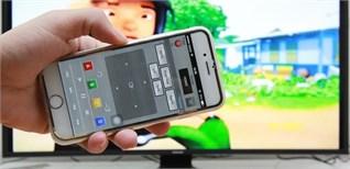 Cách sử dụng điện thoại để điều khiển Smart tivi Samsung bằng ứng dụng SmartView 2.0