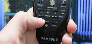 Cách sử dụng remote thông minh Smart tivi Samsung giao diện SmartHub