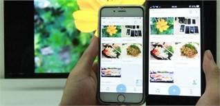 Cách sử dụng tính năng Photo Share trên Smart tivi Sony