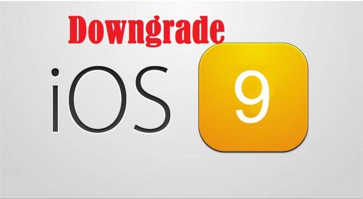 Hướng dẫn hạ cấp iPhone/iPad từ iOS 9 Beta xuống iOS 8.3