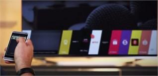 Cách điều khiển Smart tivi LG bằng điện thoại thông qua ứng dụng LG TV Remote