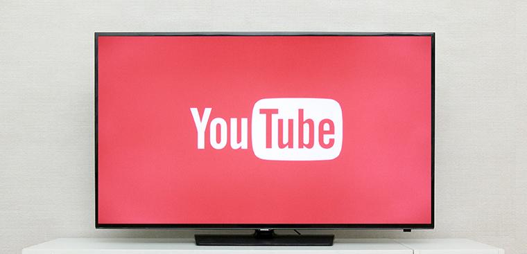 Tivi đã vào được Youtube hoặc Facebook bình thường