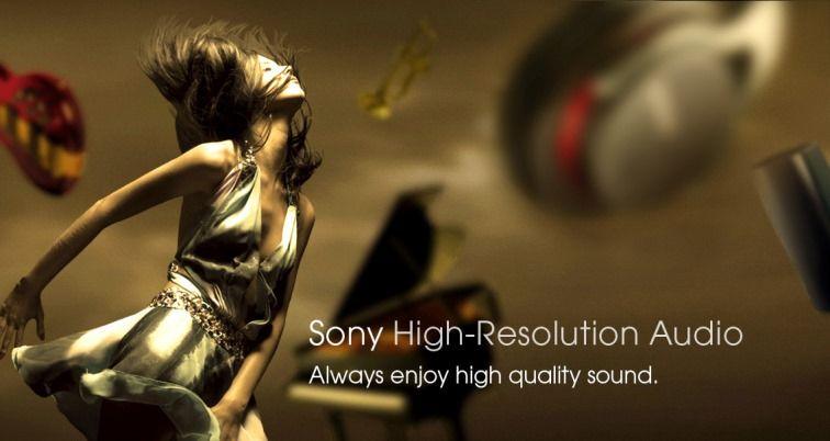 Công nghệ âm thanh chất lượng cao của Sony