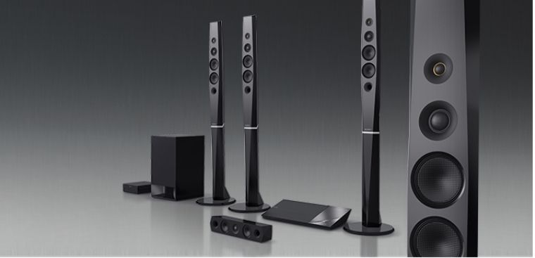 Dàn máy Sony BDV-N9200W được trang bị công nghệ ClearAudio+