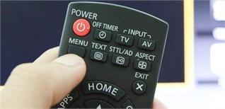 Cách sử dụng điều khiển tivi Panasonic CS630V