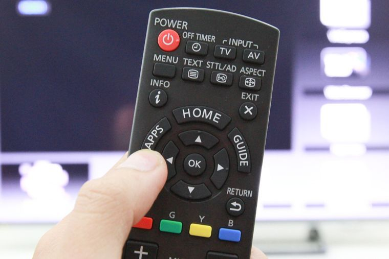 Nhấn vào App để hiển thị danh sách ứng dụng của tivi