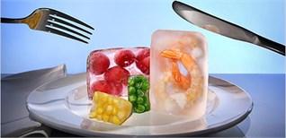 Công nghệ cấp đông mềm trên tủ lạnh Mitsubishi Electric