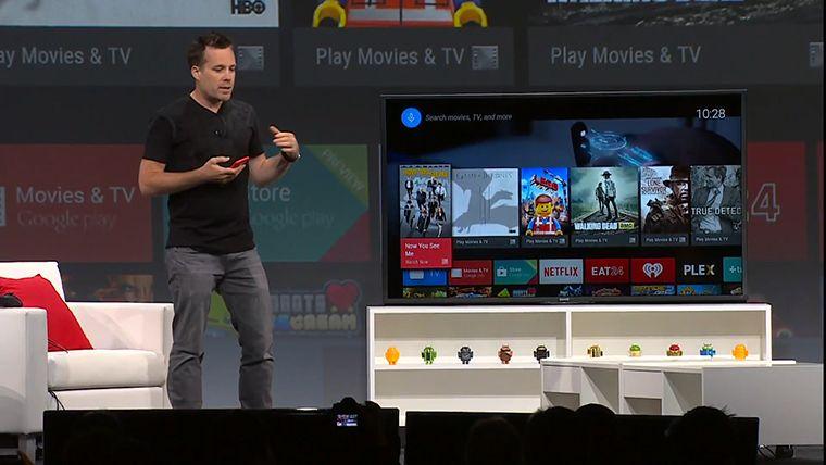 Bên cạnh điện thoại và máy tính bảng Android Sony giờ còn có luôn tivi Android
