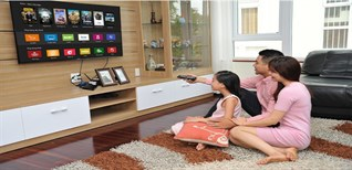 Hướng dẫn cách dò kênh trên smart tivi TCL đơn giản và nhanh nhất