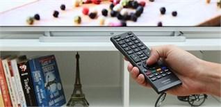 Cách sử dụng điều khiển tivi Toshiba L2450, L5450 và L5550