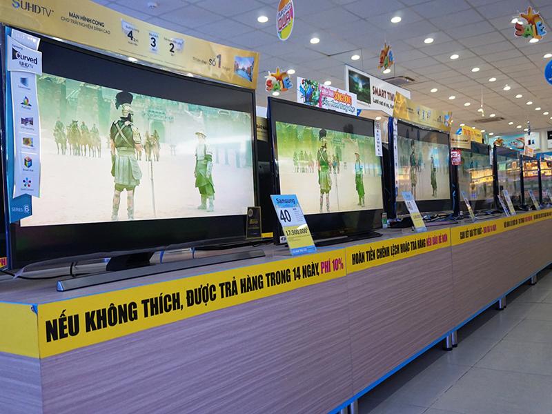 Siêu thị Điện máy XANH Nguyễn Thị Tú, Bình Tân, TP.Hồ Chí Minh