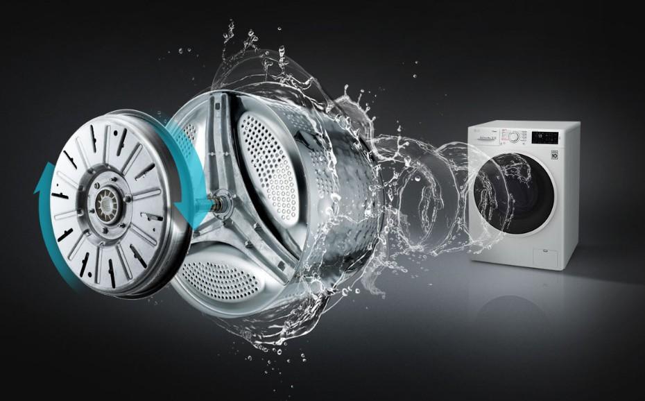 Giặt và sấy nhanh hơn, hiệu quả hơn