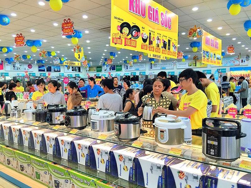 Siêu thị Điện máy XANH Tấn Tài, Phan Rang – Tháp Chàm, Ninh Thuận