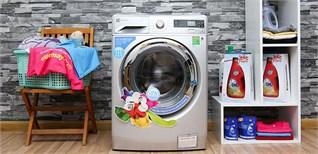 6 lý do khiến máy giặt cửa trước đắt hơn máy giặt cửa trên