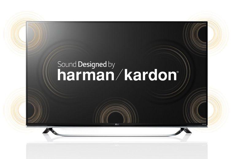Loa tivi được chế tác bởi Harman/Kardon