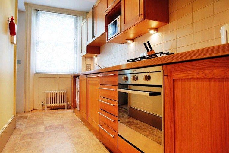 Vị trí cửa bếp