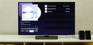 Hướng dẫn cách kết nối tivi với loa qua jack cắm 3.5 mm để nghe nhạc thả ga