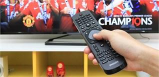 Cách dò kênh trên Smart tivi Philips