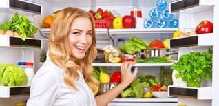 Cách sắp xếp và bảo quản thực phẩm đúng cách trong tủ lạnh ngày Tết