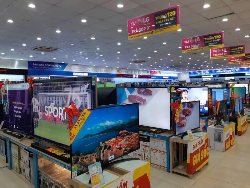 Siêu thị Điện máy XANH Âu Cơ, Tân Bình