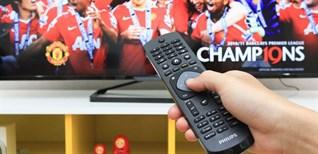 Cách khôi phục cài đặt gốc trên Smart tivi Philips