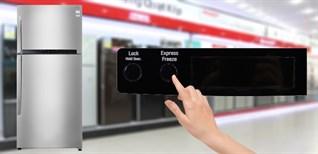 Cách sử dụng bảng điều khiển tủ lạnh LG GR-L602S,GR-L702SD,GN-L702SD,GN-L702S,GN-L602S