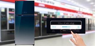 Cách sử dụng bảng điều khiển tủ lạnh Toshiba dòng WG58/WG66VDA