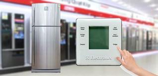 Cách sử dụng bảng điều khiển tủ lạnh Electrolux ETE4407SD 440 lít