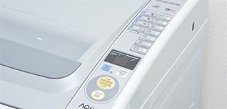 Cách sử dụng bảng điều khiển máy giặt AQUA AQW-S70KT