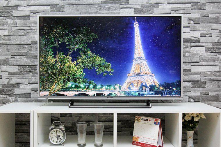 Smart Tivi LED Panasonic TH-43CS630V tích hợp sẵn wifi