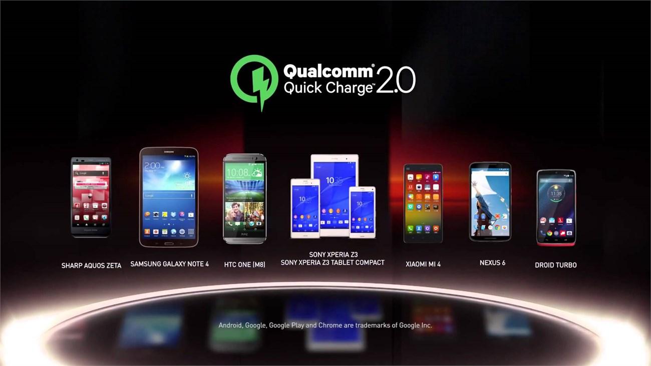 Quick Charge - con át chủ bài cuộc đua công nghệ pin của Qualcomn1