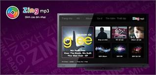 Cách sử dụng ứng dụng Zing MP3 trên Android tivi Sony