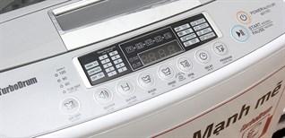 Cách sử dụng khiển bảng điều khiển máy giặt LG WF-S1015TT 10kg